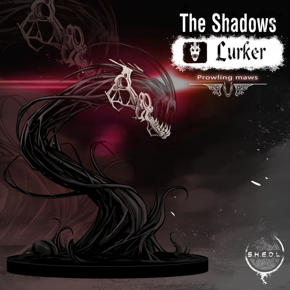 The Lurker shadow - character design