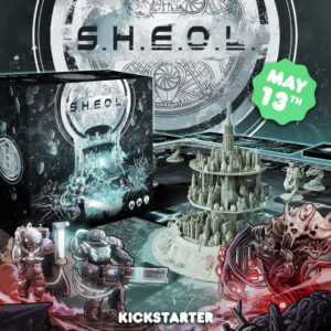 kickstarter 13 may sheol