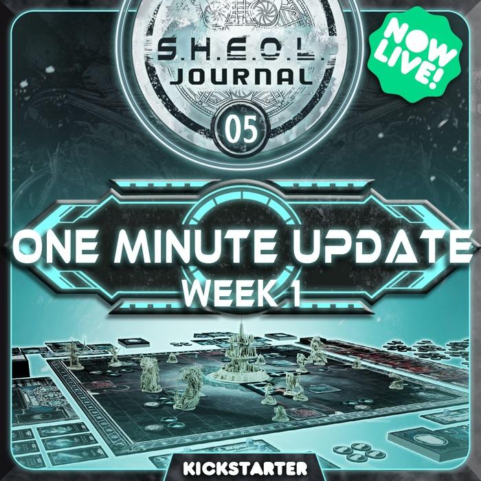 sheol one minute update 1