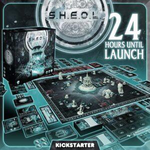 sheol board game live in 24 hours