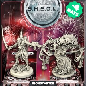 sheol board game live in 4 days