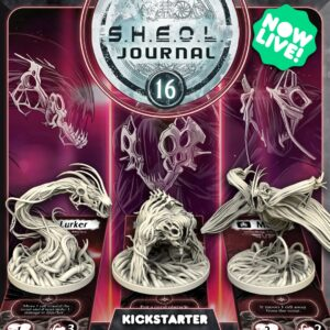 sheol journal 16