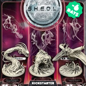 sheol board game live in 6 days
