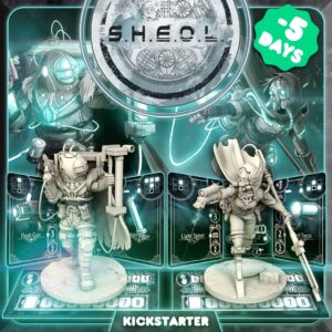 sheol board game live in 5 days