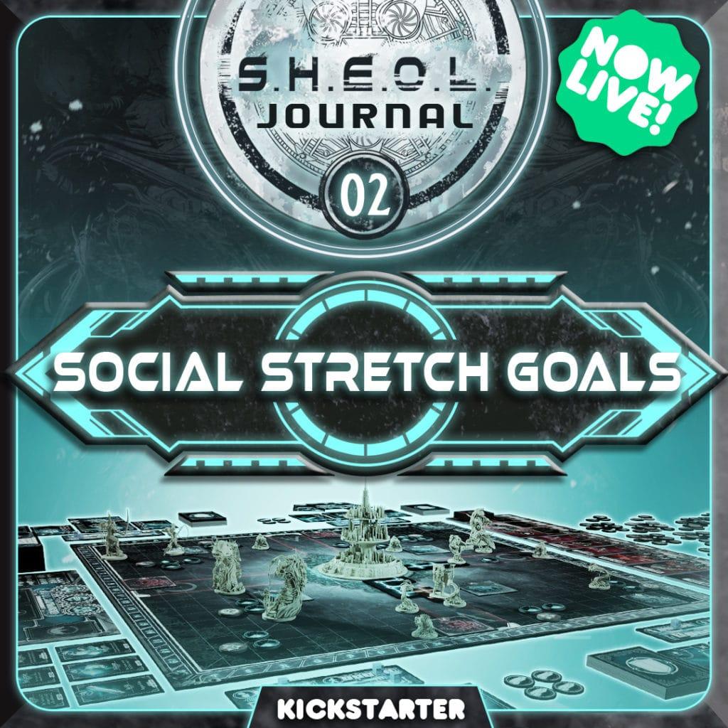 social stretch goal sheol board game