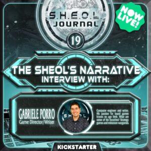 sheol interview gabriele porro